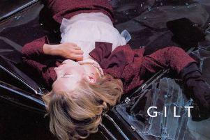 زنی که زیباترین خودکشی جهان را انجام داد! عکس