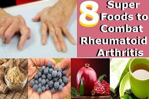 تسکین درد, ورم و خشکی مفاصل بیماران آرتروز روماتوئید با این خوراکی ها