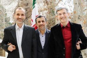 خودزنی احمدی نژاد و یارانش
