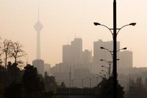 تداوم هوای ناسالم تهران برای امروز و فردا