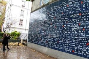 درباره دیوار جالب دوستت دارم در پاریس چه میدانید؟ عکس