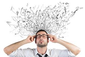 کنترل استرس و اضطراب با یک راه کار جالب و ساده