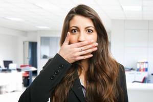 8 جمله ممنوعه در محل کار!!