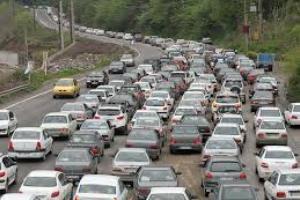 گزارش کامل از آخرین وضعیت جوی و ترافیکی راه های کشور