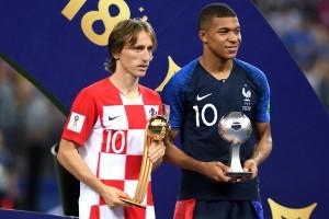 بهترین های جام جهانی 2018 معرفی شدند