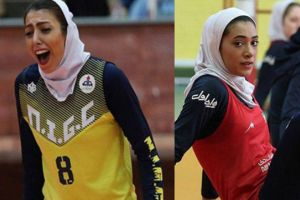 مونا آشفته و مهسا صابری در لیگ ترکیه!