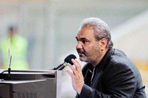گزارش متفاوت جواد خیابانی در بازی ایران و ونزوئلا