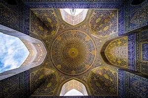 زیباترین سقف های تاریخی ایران که شما را شگفت زده می کند + عکس