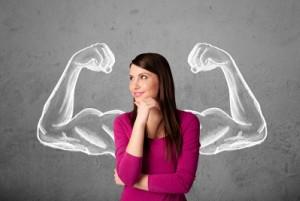 عکس: قوی ترین زن جهان با قدرتی استثنایی