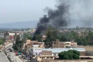 انفجار در افغانستان 62 کشته برجای گذاشت