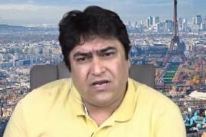 روح الله زم، مدیر آمد نیوز بازداشت شد