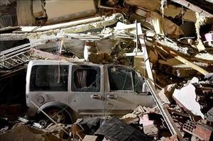 تصاویری تلخ از زلزله 6 ریشتری در ترکیه