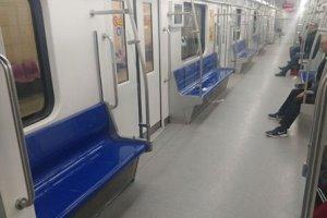 متروی تهران پس از شیوع کرونا در پایتخت