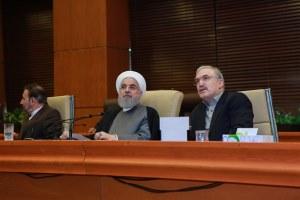 رد درخواست کرونایی وزیر بهداشت توسط روحانی