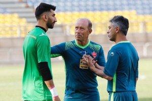 بیرانوند فوتبال ایران را ترک نکرد!