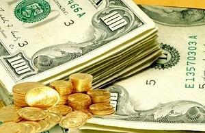 قیمت طلا، قیمت دلار، قیمت سکه و قیمت ارز 13 آذر 99