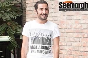 عصبانیت نوید محمدزاده به انتقادها از ورودش به فعالیت های تبلیغاتی + عکس