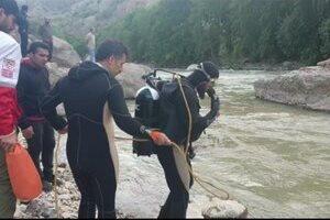 کشف جسد جوان 19 ساله در رودخانه کرج