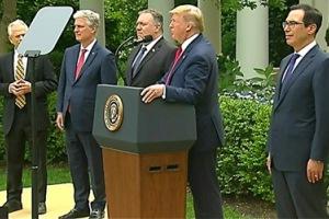 قطع روابط آمریکا با سازمان بهداشت جهانی