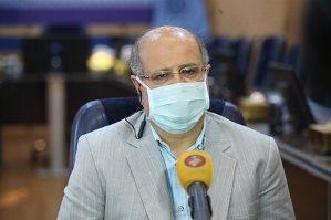 ابراز نگرانی دکتر زالی از خستگی مردم از پروتکل های بهداشتی