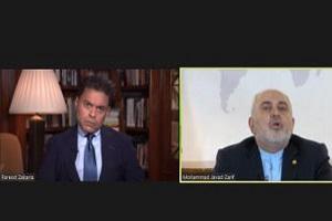 ظریف: آماده تبادل زندانیان با آمریکا هستیم