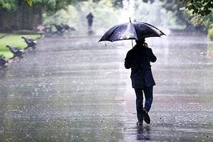 شدت بارشها در 6 استان «پرخطر» است