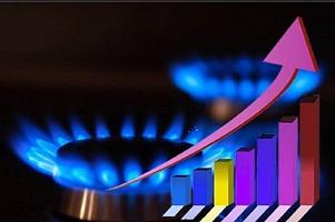 افزایش 22.5درصدی مصرف گاز در کشور
