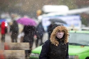 ورود سامانه بارشی جدید به ایران/بیشتر نقاط کشور برفی و بارانی می شود