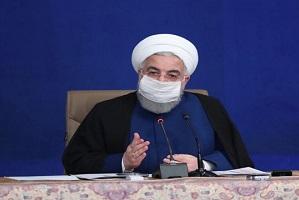 روحانی: در این 3سال، هیچ شبی آسوده نخوابیدهام