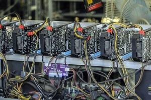 کشف 4هزار دستگاه ارز دیجیتال قاچاق در البرز