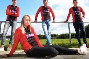 صدور مجوز بازی دختر 19 ساله در بین بازیکنان لیگ فوتبال مردان هلند!