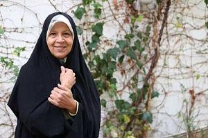 فائزه هاشمی حضورش در انتخابات را تکذیب کرد