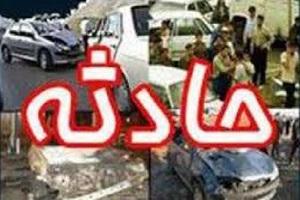 تصادف خونین /هفت کشته و سه زخمی