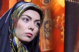 آزاده نامداری و دخترش در پای صندوق رای+ عکس