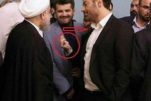 واکنش گلزار به سوژه شدن عکسش با روحانی+عکس و نکته ای جنجالی