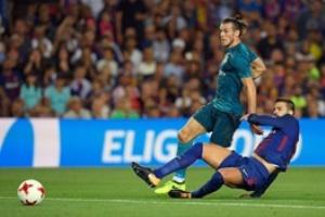 شکست بارسلونا مقابل رئال مادرید در یک بازی هیجان انگیز