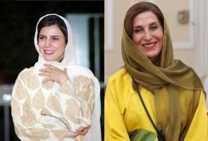 مدل مانتو در اختتامیه جشنواره فیلم های ایرانی استرالیا