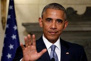 تصاویری از سفر خداحافظیِ اوباما