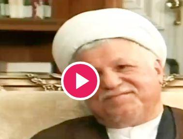مصاحبه فوق العاده فرزاد حسنی با آیت الله هاشمی+ فیلم