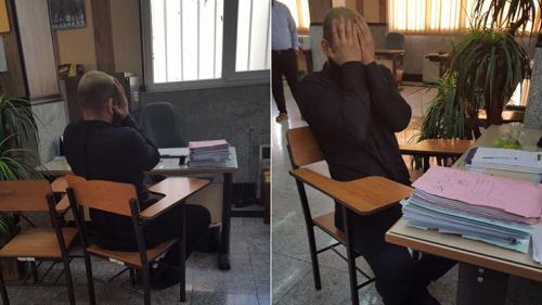 بازداشت حمید صفت به دلیل قتل همسر مادرش (ناپدری) + اعتراف