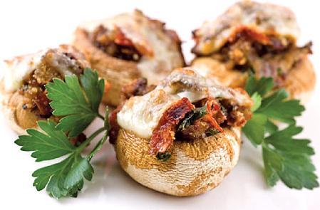 جشنواره قارچ !! انواع غذا با قارچ