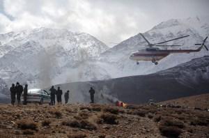 بالگردها امکان انتقال اجساد را ندارند