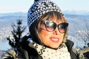 زندگی شراره درشتی همسر سابق رضا ژیان در سوئیس! عکس