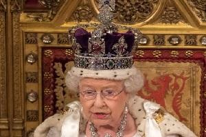متن سخنرانی ملکه بریتانیا برای جنگ جهانی سوم