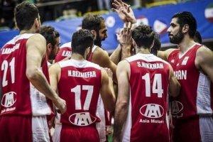 باخت تلخ بسکتبال ایران مقابل ژاپن در حضور تماشاگران زن! عکس