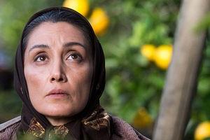 چهره خاص هدیه تهرانی روی پوستر بین المللی فیلم + عکس