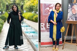 سحر دولتشاهی، مهراوه شریفی نیا، لیندا کیانی و... در اکران فیلم «رضا»