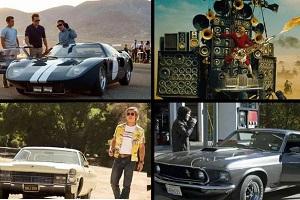 اتومبیل های نمادین و خاطره ساز در دنیای سینما + عکس
