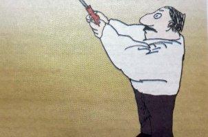کارتون روز: رابطه سلفی گرفتن و بروز اختلال روانی