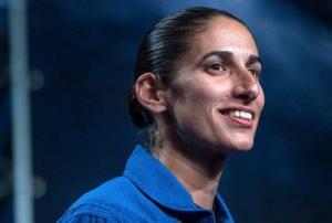 یاسمن مقبلی؛ دومین زن فضانورد ایرانی به ماه می رود! عکس